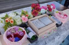 チャーター海洋葬